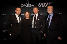 MAG Lifestyle Magazin online Uhren Omega James Bond 007 Uhr Daniel Craig GoldenEye Spion