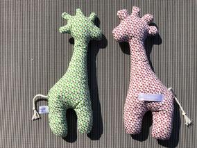 "Schmusetier Giraffe ""Tony"", handgemachtes Baby Kuscheltier, Schmusetier Giraffe"