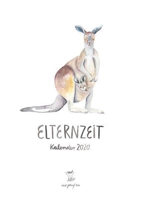 Kalender 2020 - Elternzeit - 25€