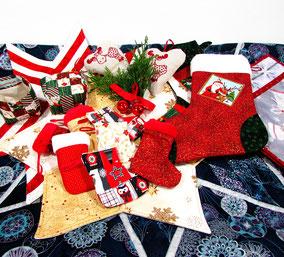 Weihnachtsdekoration, Nikolausstiefel
