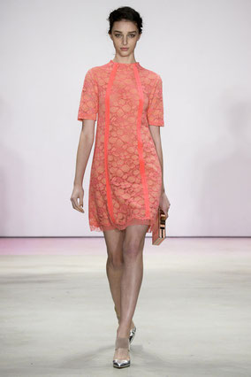 peach echo, color de moda, tendencia 2016, primavera 2016