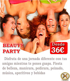 Beauty Paty en Cordoba