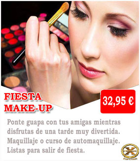 Make up Cordoba