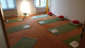 Workshops in kleinen gemütlichen Gruppen und angenehmer Atmosphäre