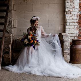New Forest Wedding Shoot