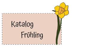 Blumenkinderwerkstatt Katalog Frühling