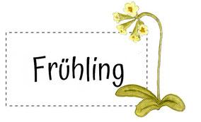 Blumenkinder für den Frühling