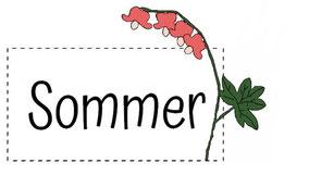 Blumenkinder für den Sommer