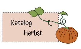 Blumenkinderwerkstatt Katalog Herbst