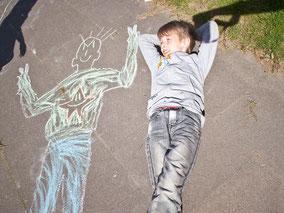 LichtwarkSchule-Kleine Künstler-Street-Art