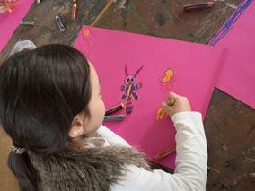 LichtwarkSchule-Farbmäuse, Vorschule und Kita. Foto: Reimar Palte