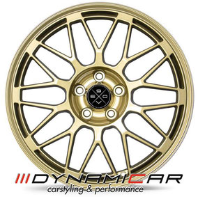 FONDMETAL 9EVO GOLD