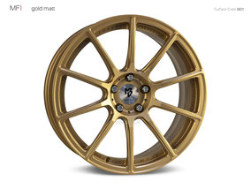 mbDESIGN MF1 GOLD