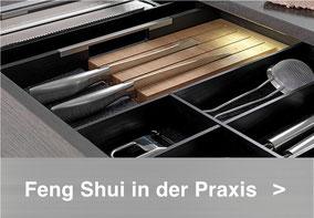 Bild: Feng Shui in der Praxis Küche