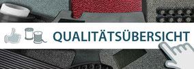 Qualitaetsübersicht von Schmutzfangmatten