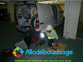 Inspection canalisation Monaco