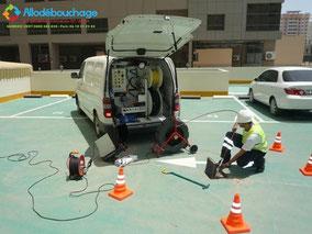 inspection caméra canalisation eaux de pluie