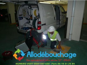 Inspection canalisation Toulon