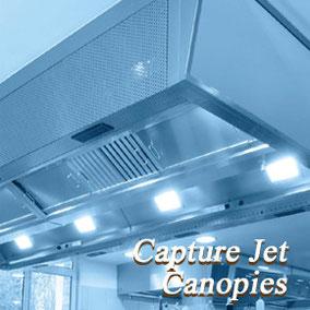 HALTON Capture Jet Canopies : キャプチャージェットフード