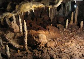 Réplica Cueva de la Garma