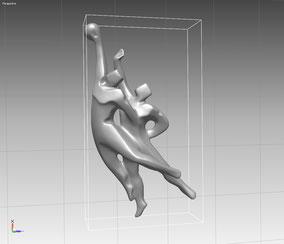 Escultura , ampliacion