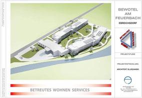 Architekt Dipl.-Ing. Wolfgang Sluszanski, Projekte
