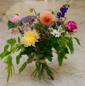 Blumen liefern Wien