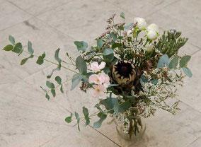 Blumenversand Strauß mit Protea