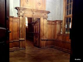 Eingang zur Großen Ratstube