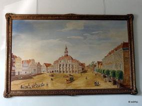 Gemälde in der Eingangshalle