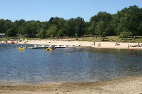 lac de Miel Beynat