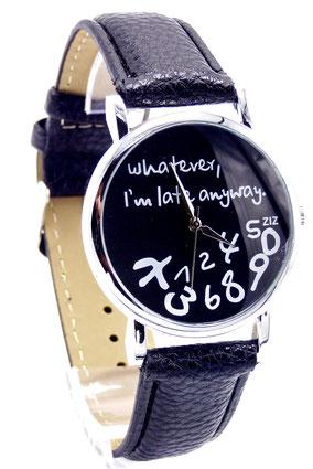 montre femme originale bracelet cuir