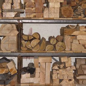 Edle Naturhölzer aus Bayern, Bodensee, Allgäu und Vorarlberg sind die Grundlage für die Beständig Design Pfeffermühlen.