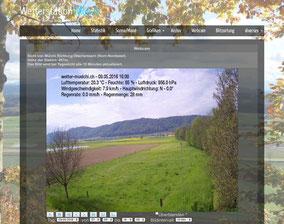 Dorfleist Mülchi - Foto Wetterstation Mülchi