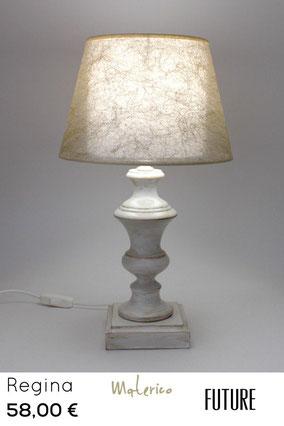 lampada da comodino dallo stile originale