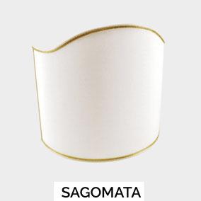 Paralume Ventola Sagomata, clicca per scoprire le versioni disponibili.
