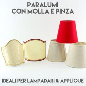 cappellini per lampadari