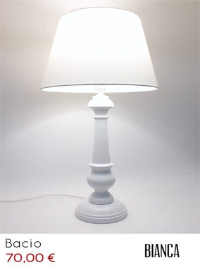 lampada abat jour legno da tavolo
