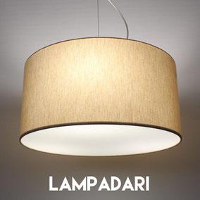 Lampadari Tessuto Vendita Online