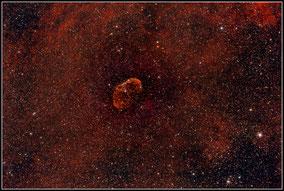 NGC 6888, LBN 203, H 4. 72, GC 4561