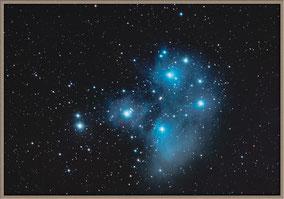Messier 45 - Plejaden - M45 Pleiades C 0344+239 • OCl 421 • Mel 22 • H 0346+24