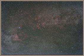 Cygnus - Deneb - Sadr