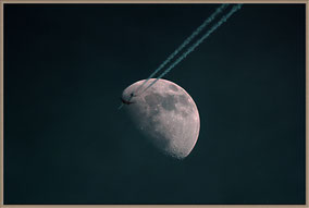 Flieg mich zum Mond - Fly me to the moon