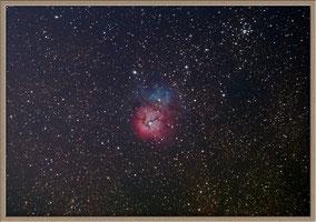 Messier 20 Trifidnebel / NGC 6514