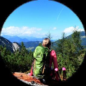 Packliste Hüttenwanderung Kaisergebirge
