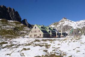 Hüttentour Oberstdorf Etappe 2