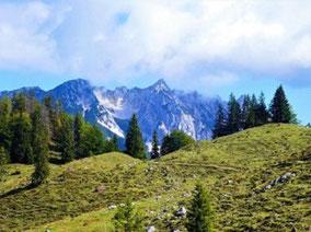 Kaisergebirge Wandern Kaiserkone