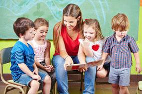 Sprachschulen für Kleinkinder in Berlin