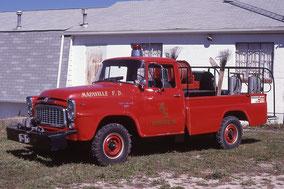 1960 IH 4x4