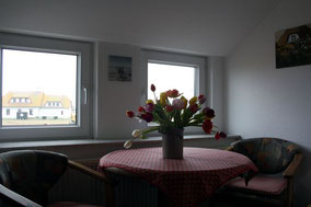 Küchenzeile großes Doppelzimmer Kai